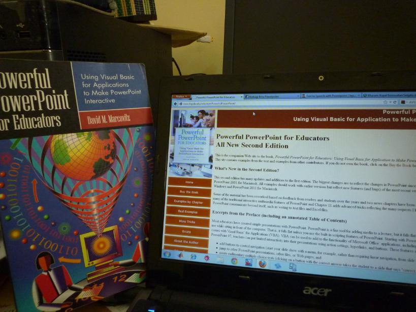 �buku powerful powerpoint for educators using visual