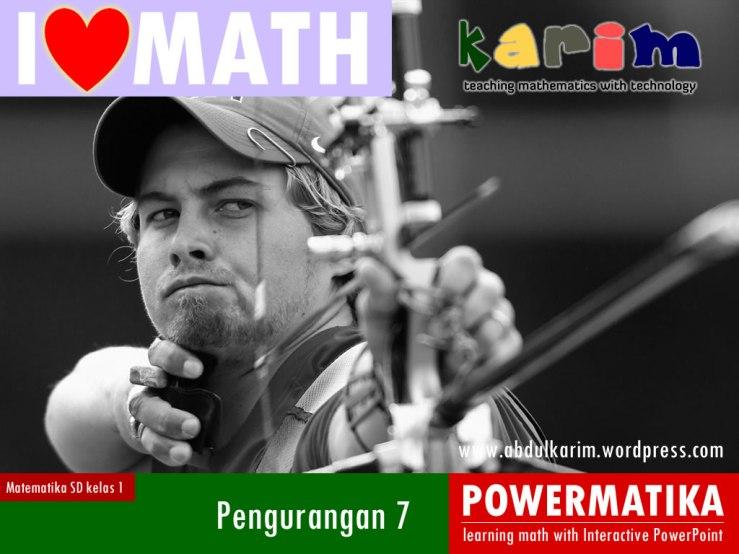 coverIloveMath_pengurangan7