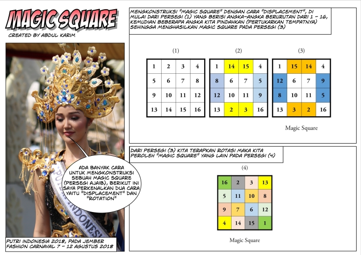 magic square 2