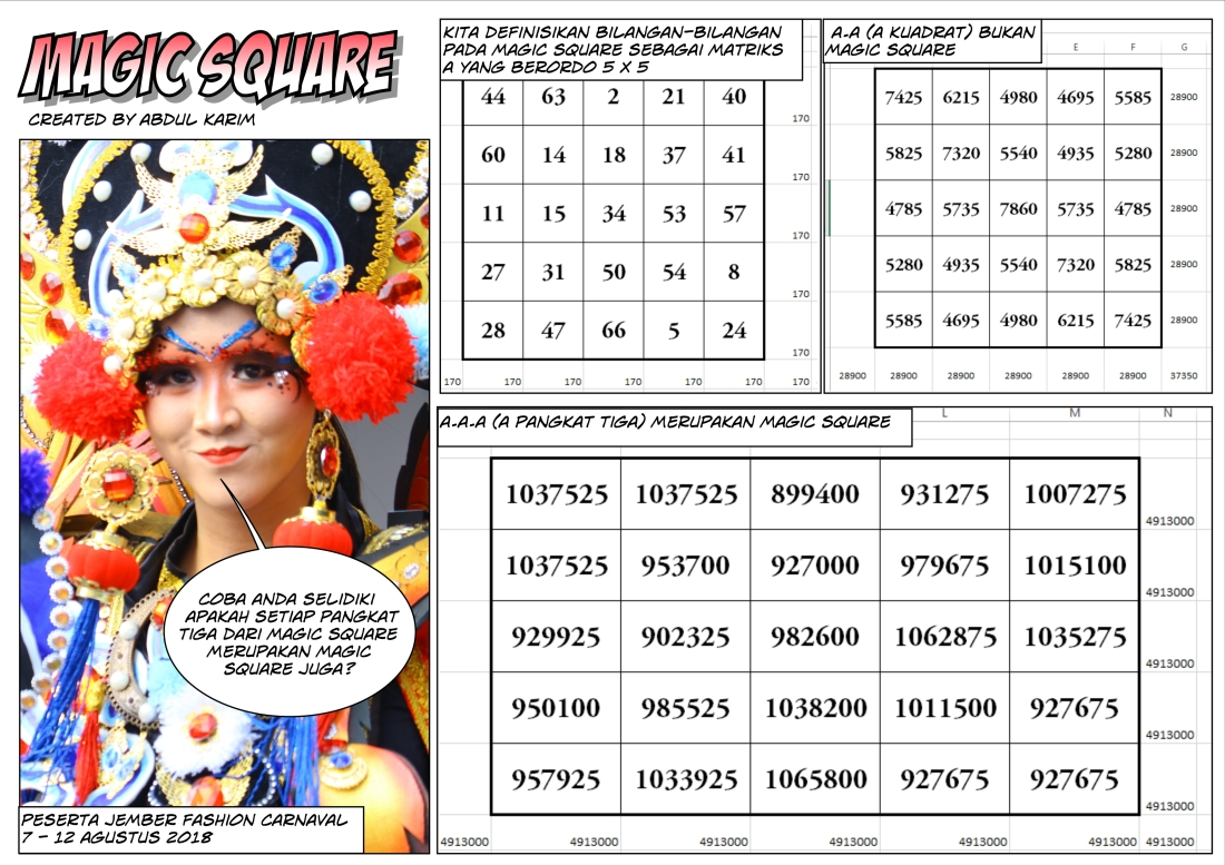 magic square 6