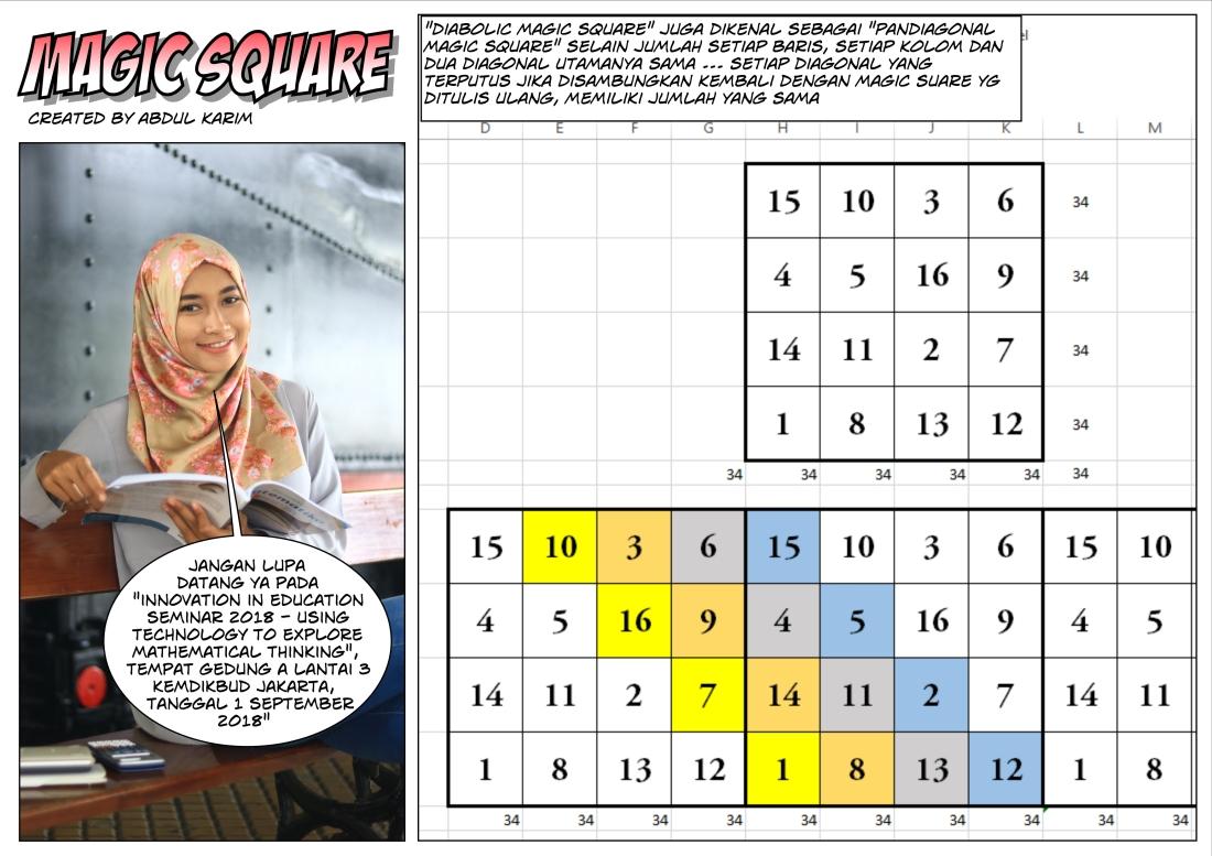 magic square 7